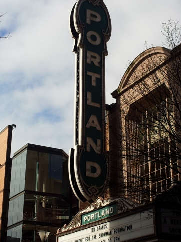 Portland Business, Portland, Oregon