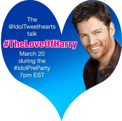 American Idol, Idol , Harry Connick JR, Season 13, #SeasonXIII, #idol,  Elizabeth Traub, #Idoltweethearts Social Media, Entertainment, #AmericanIdol