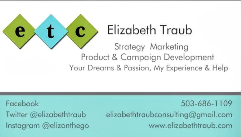 Elizabeth Traub Consulting