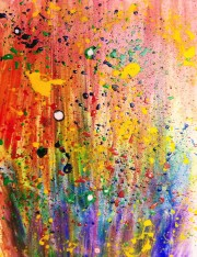 Raining Color